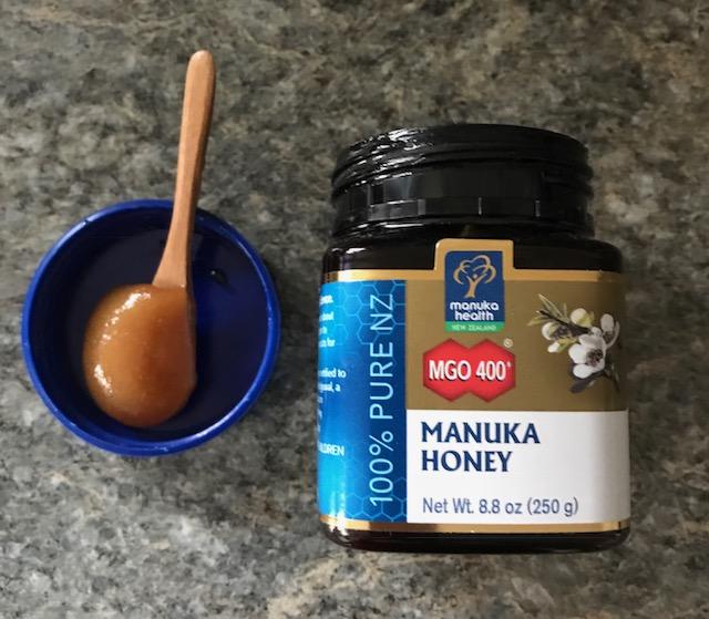 New Zealand Manuka HoneyMask