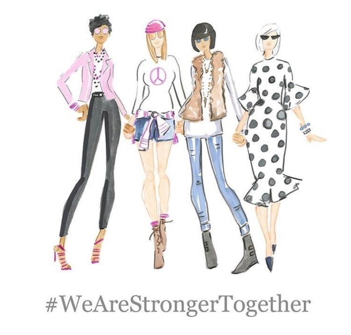 Bridging The Gap #WeAreStrongerTogether  Campaign Coming in 4weeks